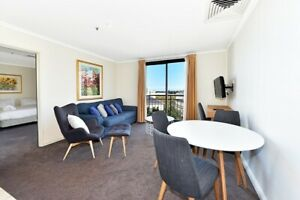 Max 4 months FURNISHED 1 BED CBD VIEWS ST ANDREWS PL CBD