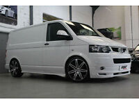 "VW Transporter 2.0 TDi SWB T30, 60 Reg, 76k, Modified, ABT Styling, 20"" Alloys"