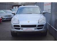 2007 Porsche Cayenne SUV 4wd 3.2 250 TIP Auto6 Petrol silver Automatic