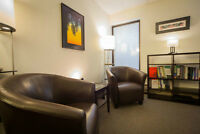 Counselling Office Space for Lease - 200/mth