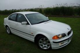 2000 BMW 3 Series 2.5 323i SE 4dr