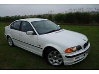 2000 BMW 3 Series 2.5 323i SE 4dr