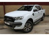 Ford Ranger 2018Ford Ranger double cab Wildtrak automatic 3.2 TDCi 200 ps with s