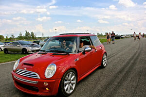 Mini Cooper  John Cooper Works ( 225 HP ) 2004