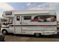 Autotrail Cheyenne 4 Berth Motorhome for sale
