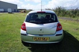 2007 Renault Clio 1.2 16v Rip Curl Hatchback 3dr