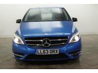 2014 Mercedes-Benz B Class B180 CDI BLUEEFFICIENCY SPORT Diesel blue Manual