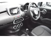 2016 Fiat 500X 1.6 MultiJet Cross (s/s) 5dr Diesel grey Manual