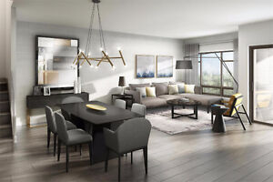 LUXURY HOMES for sale in Burlington starting from high $300s!