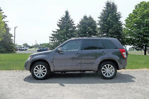 2013 Suzuki Grand Vitara 4WD Crossover- 4 Cylinder & 4 New Tires