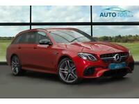 2018 Mercedes-Benz E Class 4.0 E63 BiTurbo V8 AMG SpdS MCT 4MATIC+ (s/s) 5dr