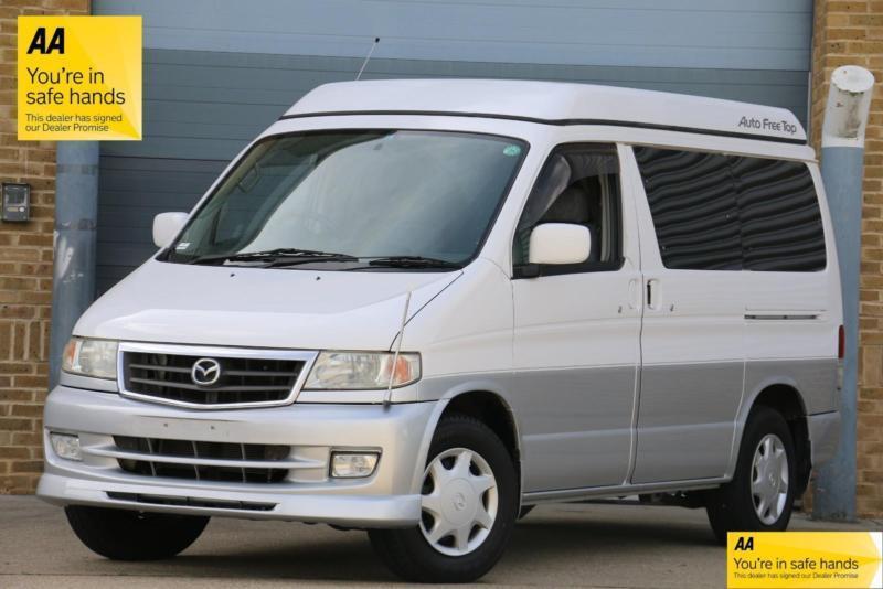 a4562a7528 Mazda Bongo FRIENDEE AUTO AERO ROOF FREETOP FRESH IMPORT ZERO RUST!!
