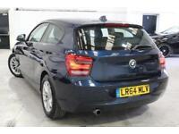 2014 BMW 1 Series 1.6 116d EfficientDynamics Sports Hatch (s/s) 3dr