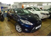 2011 Ford Fiesta 1.25 Zetec 5dr FINANCE/ FSH/ HPI CLEAR