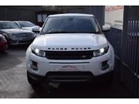 2013 Land Rover Range Rover Evoque SUV 5Dr 2.2SD4 190 DPF EU5 Pure TECH Auto6 Di
