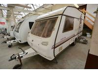 1995 Sprite Eccles Jade SE 2 Berth Touring Caravan