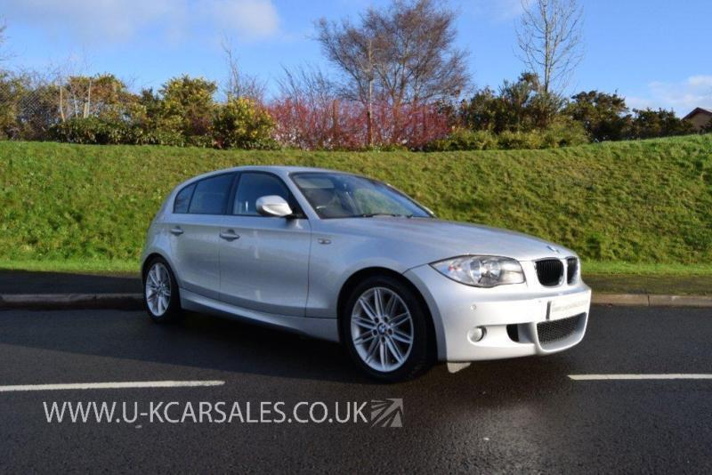 2010 bmw 1 series 2 0 120i m sport 5dr in fforestfach swansea gumtree. Black Bedroom Furniture Sets. Home Design Ideas
