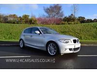 2010 BMW 1 Series 2.0 120i M Sport 5dr