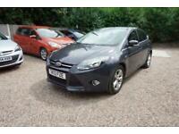 2013 Ford Focus 1.6 TDCi 115 Zetec 5dr - CAR IS £7399 - £185 PER MONTH HATCHBACK
