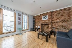 2 bed, split level, private terrace