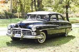 1950 Mercury Monarch Sport Sedan
