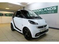Smart ForTwo Coupe Grandstyle Edition 84 Semi Auto [3X SERVICES, SAT NAV, LEATHE