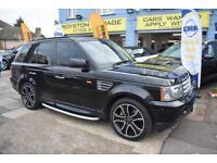 GOOD CREDIT CAR FINANCE AVAILABLE 2007 57 RANGE ROVER SPORT 3.6 TDV8 HSE AUTO