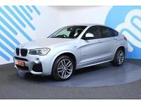 2015 BMW X4 2.0 20d M Sport xDrive 5dr