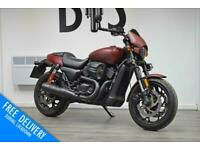 Harley-Davidson Street Rod 750 2018 Vance & Hines Fitted Low Mileage