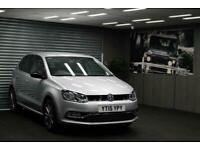 2015 15 Volkswagen Polo 1.0 60ps BMT s/s 2015MY SE Design Only 35K Miles
