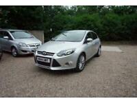 2014 Ford Focus 1.6 TDCi 115 Zetec Navigator 5dr - CAR IS £6799 - £142 PER MONTH