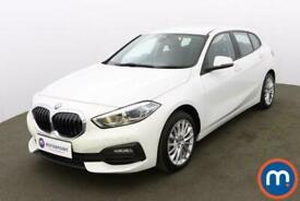 image for 2020 BMW 1 Series 116d SE 5dr Step Auto Hatchback Diesel Automatic