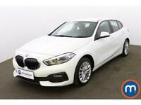 2020 BMW 1 Series 116d SE 5dr Step Auto Hatchback Diesel Automatic