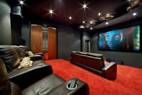 Custom Home Theater Rooms & Solutions