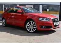 GOOD CREDIT CAR FINANCE AVAILABLE 2012 12 AUDI A3 1.6TDi SPORT 5 DOOR