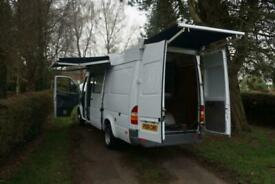 Old School Sprinter 412 LWB with 40,000 miles immaculate condition.
