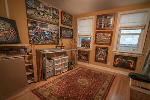 Renovated house with view in Old Strathcona Edmonton Edmonton Area image 11