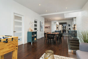 Apartment 2 Bedrooms in Plateau near Downtown – Autumn/Winter
