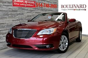 Chrysler 200 Touring CONVERTIBLE 2012