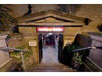 Sous Chef at Gremio De Brixton - salary £24-£28k
