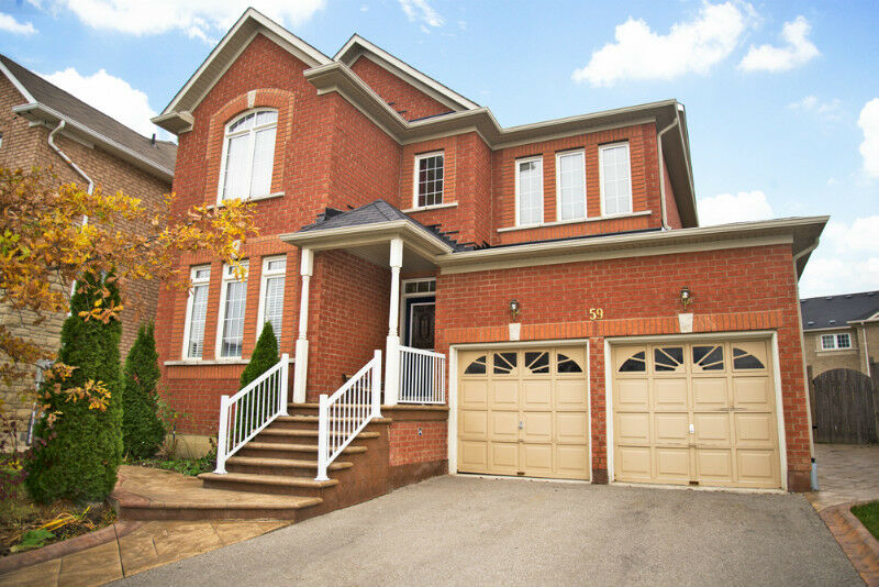 !!!SOLD!!! 59 Gallview Lane, Brampton MLS Listing