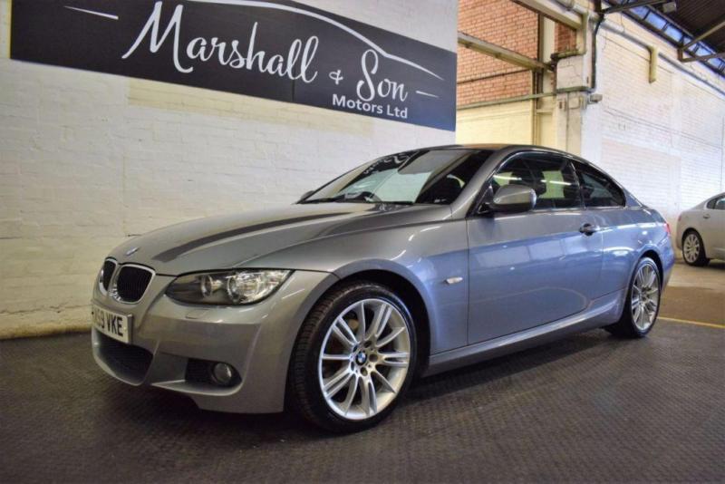 2009 59 BMW 3 SERIES 2.0 320I M SPORT 2D AUTO 168 BHP