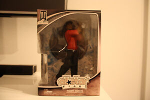 Tiger Woods collectible figurine
