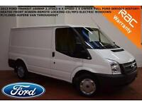 2013 Ford Transit 2.2TDCi (100PS) (EU5) 260S (Low Roof) 260 SWB-1 X OWNER-F.S.H.