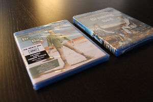 Breaking Bad seasons 1 and 2 blu-ray NEW