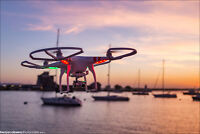.DJI Phantom Drone Quadcopter