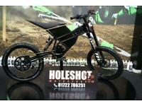 "KUBERG FREERIDER 8KW 20""SUR - ON ELECTRIC BIKE MOTOCROSS MOUNTAIN DOWNHILL BIKE"