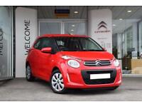 2018 CITROEN C1 1.0 VTi Feel 3dr