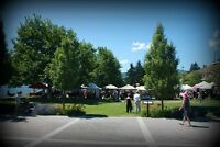 10th Anniversary of the Peachland Farmers & Crafters Market