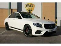 Mercedes-Benz E Class 2.0 E220d AMG Line (Premium Plus) G-Tronic+ (s/s) 4dr